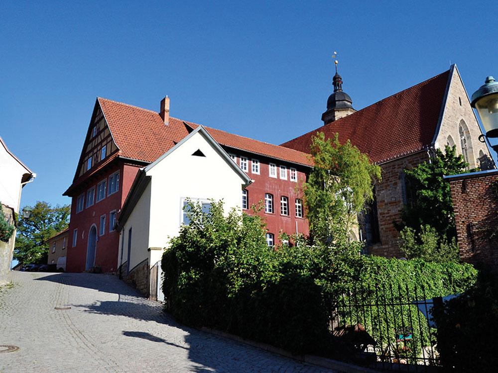 Weg zur Oberkirche